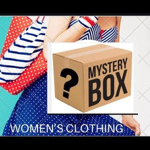 Other - 5LB Mystery Box Of Womens Clothing To Resell /Wear